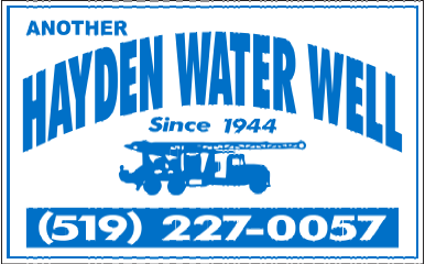 Hayden Water Wells